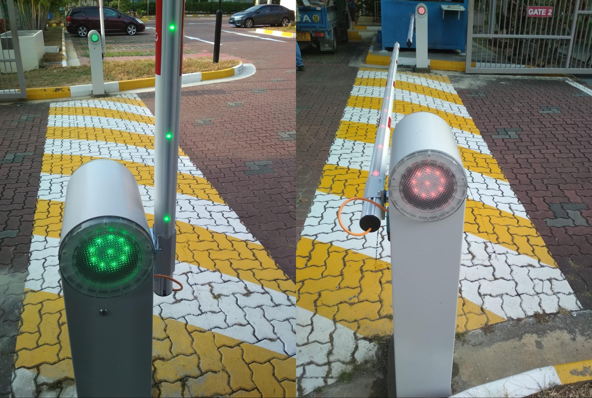 Car Park Barrier System Singapore